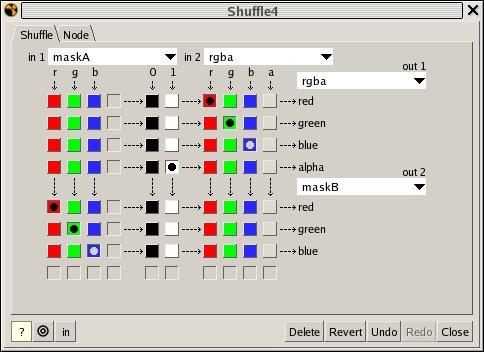 Shuffle Example 2