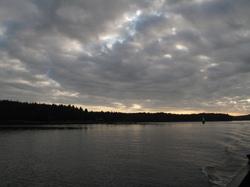 rupert sunset