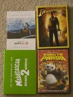 Ampas DVDs 3