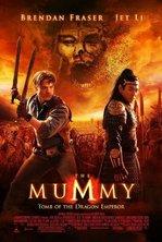 Mummy 3 Poster Brendan Jet
